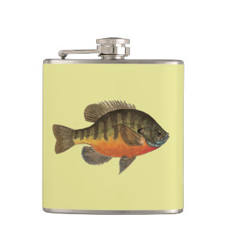 Bream, Bluegill Fishing Flask