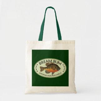 Bream Bum Fishing Tote Bag