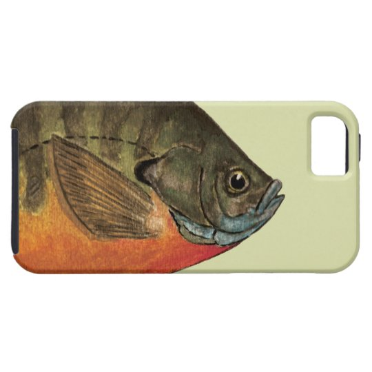 Bream Fishing iPhone SE/5/5s Case