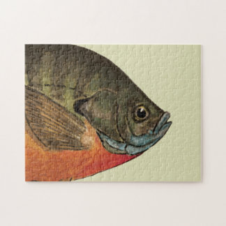 Bream Fishing Jigsaw Puzzle