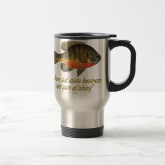 Bream Fishing Coffee Mug
