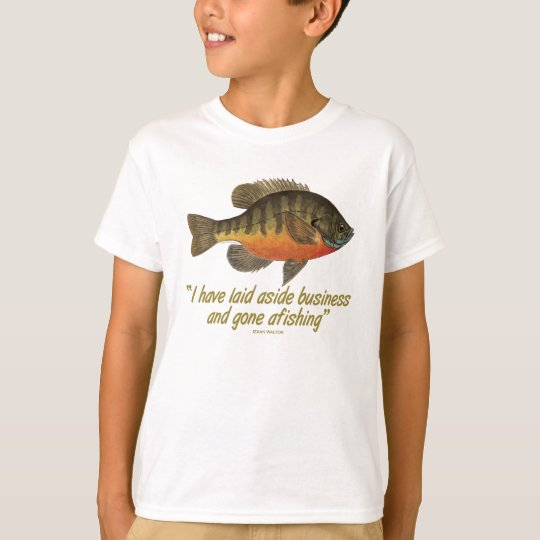 Bream Fishing T-Shirt