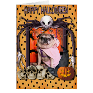 Breanna - Pug - Freeman Card