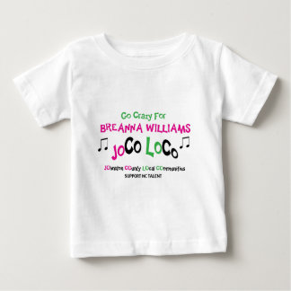 BREANNA: Toddler T-Shirt