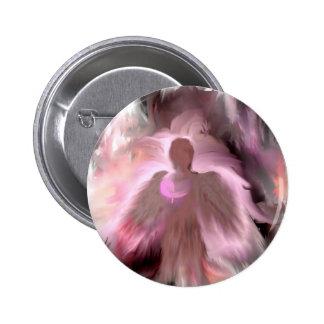 Breast Cancer Angel Pins