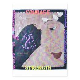 Breast Cancer Awareness 001.jpg Postcard