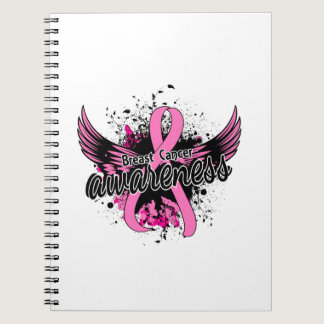 Breast Cancer Awareness 16 Notebook