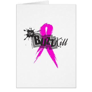 Breast Cancer Awareness 2013 Greeting Card