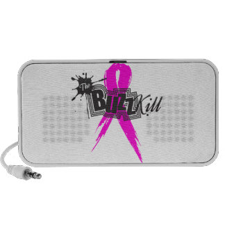 Breast Cancer Awareness 2013 Portable Speakers
