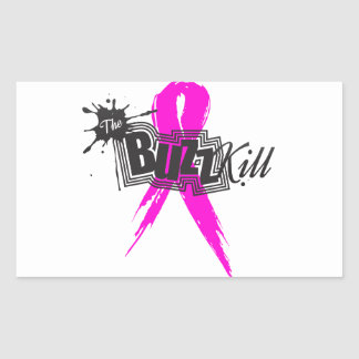 Breast Cancer Awareness 2013 Rectangle Stickers