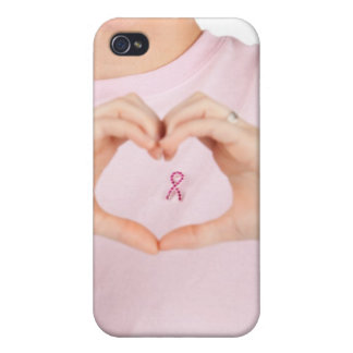 Breast Cancer Awareness 2 iPhone 4 Cover