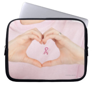 Breast Cancer Awareness 2 Laptop Sleeves