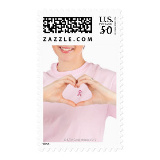 Breast Cancer Awareness 2 Postage
