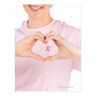 Breast Cancer Awareness 2 Postcard