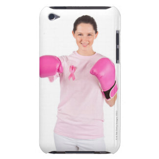 Breast Cancer Awareness 3 Barely There iPod Cover