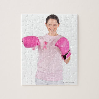 Breast Cancer Awareness 3 Puzzles