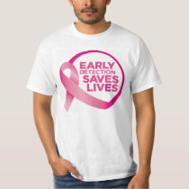 Breast Cancer Awareness 3 T-Shirt