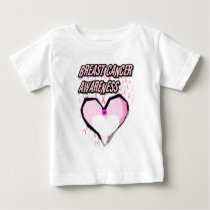 Breast Cancer Awareness#4_ Baby T-Shirt