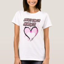 Breast Cancer Awareness#4_ T-Shirt