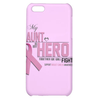 Breast Cancer Awareness: aunt Case For iPhone 5C