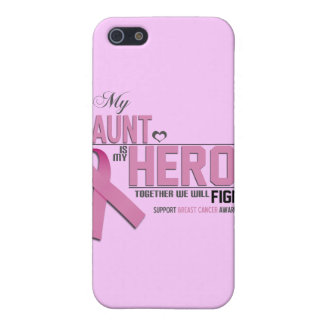 Breast Cancer Awareness: aunt Case For iPhone 5