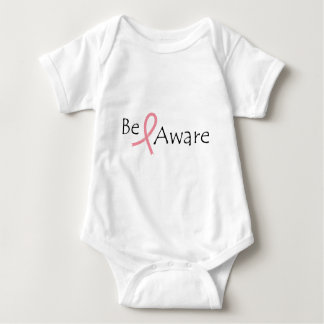 Breast Cancer Awareness Baby Bodysuit