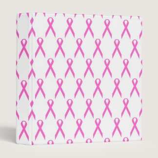 Breast Cancer Awareness Binder