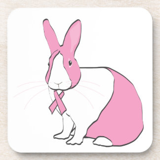 BREAST CANCER AWARENESS BUNNY COASTER