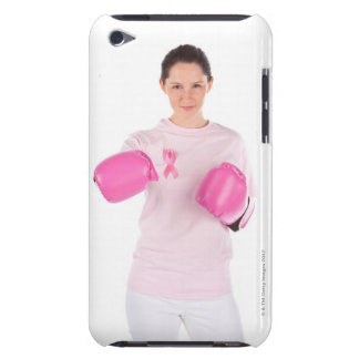 Breast Cancer Awareness iPod Touch Cover