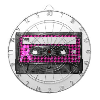 Breast Cancer Awareness Cassette Dart Board
