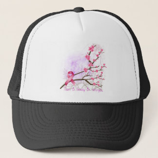 Breast Cancer Awareness Cherry Blossom Hat