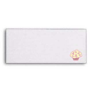Breast Cancer Awareness Cupcake Envelope