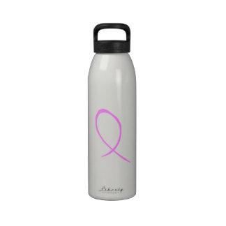 Breast Cancer Awareness Customizable Bottle Drinking Bottles