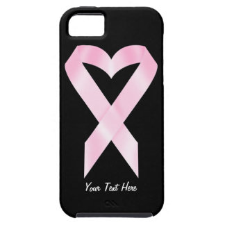 Breast Cancer Awareness (customizable) iPhone 5 Cases