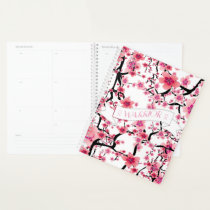 Breast Cancer Awareness Day Planner Pink Ribbon