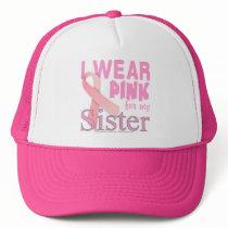 Breast Cancer Awareness for Sister Trucker Hat