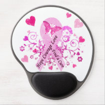 Breast Cancer Awareness Gel Mouse Pad