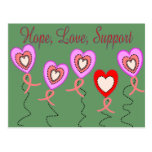 Breast Cancer Awareness--Gifts Post Cards