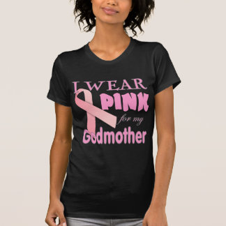 breast cancer awareness godmother T-Shirt