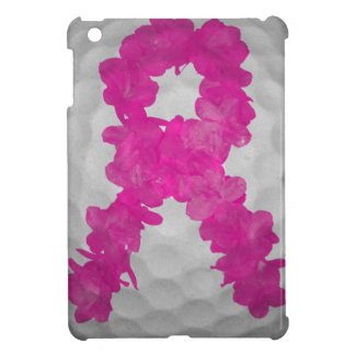 Breast Cancer Awareness Golf Ball Cover For The iPad Mini
