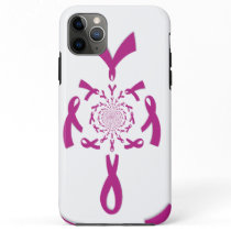 Breast Cancer Awareness Hakuna Matata Latest Breas iPhone 11 Pro Max Case