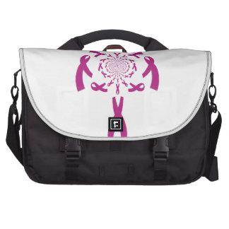 Breast Cancer Awareness Hakuna Matata Latest Breas Bag For Laptop