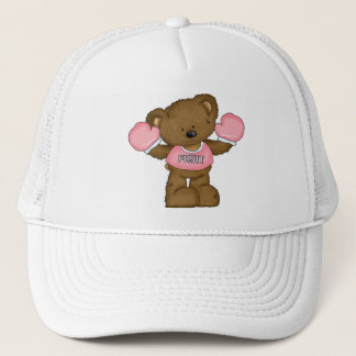 Breast Cancer Awareness hat