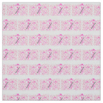 Breast-Cancer Awareness,Hope_ Fabric