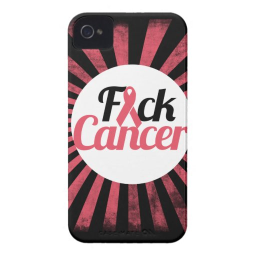 Breast Cancer Awareness humor iPhone 4 Case