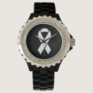 Breast Cancer Awareness Ideology Wristwatches