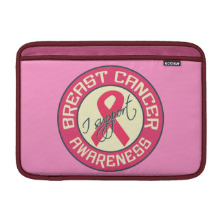 Breast Cancer Awareness iPad / laptop sleeve MacBook Sleeve