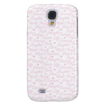 Breast Cancer Awareness iPhone 3G/3GS Case