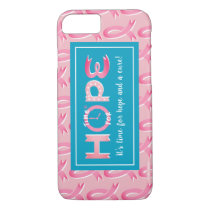 Breast cancer awareness iPhone 8/7 case