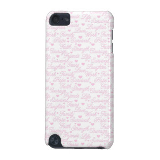 Breast Cancer Awareness iPod Case iPod Touch (5th Generation) Cover